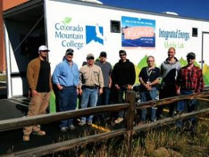 Colorado Mountain College partnered with Freeport MacMoRan, parent corporation of the Climax Molybdenum Co. and Henderson Mill, so the college can provide diagnostic electrician training for company employees in Leadville and Summit County